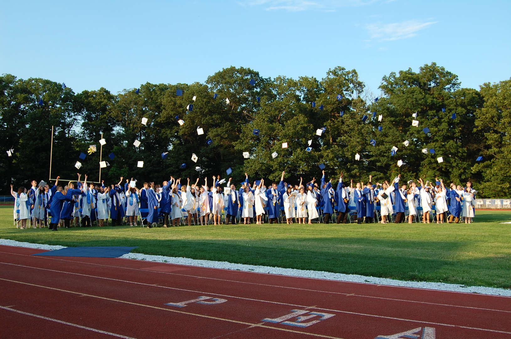 PRHS Graduation Ceremony