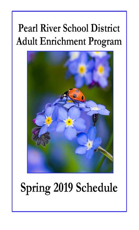 Spring 2019 Brochure