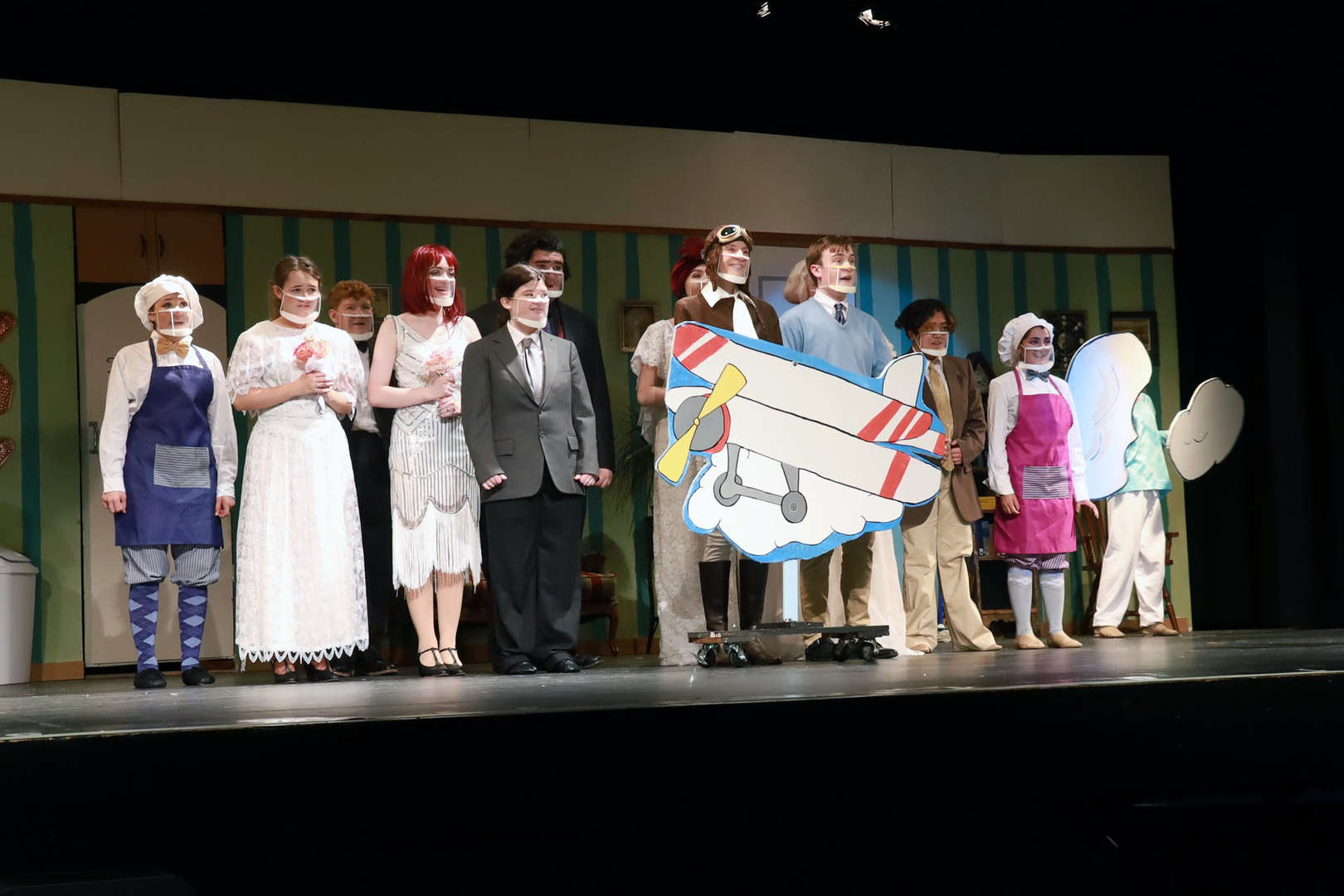 """PRHS Repertory presents """"The Drowsy Chaperone""""."""