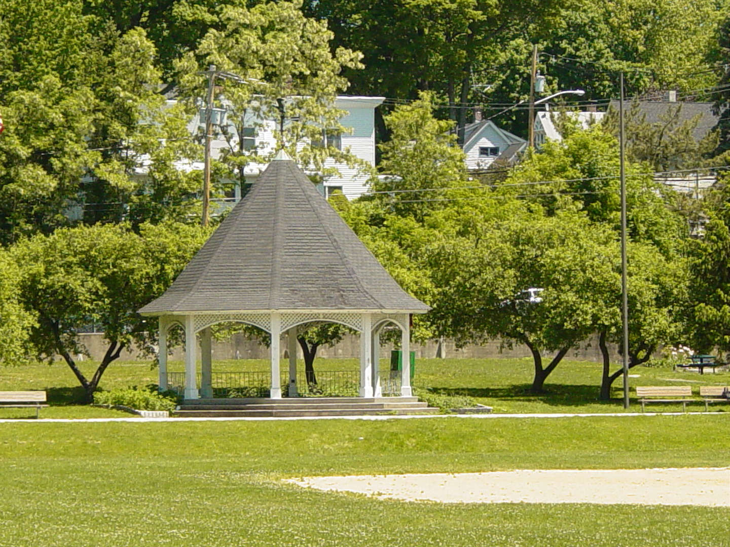 Pearl River Central Avenue Gazebo