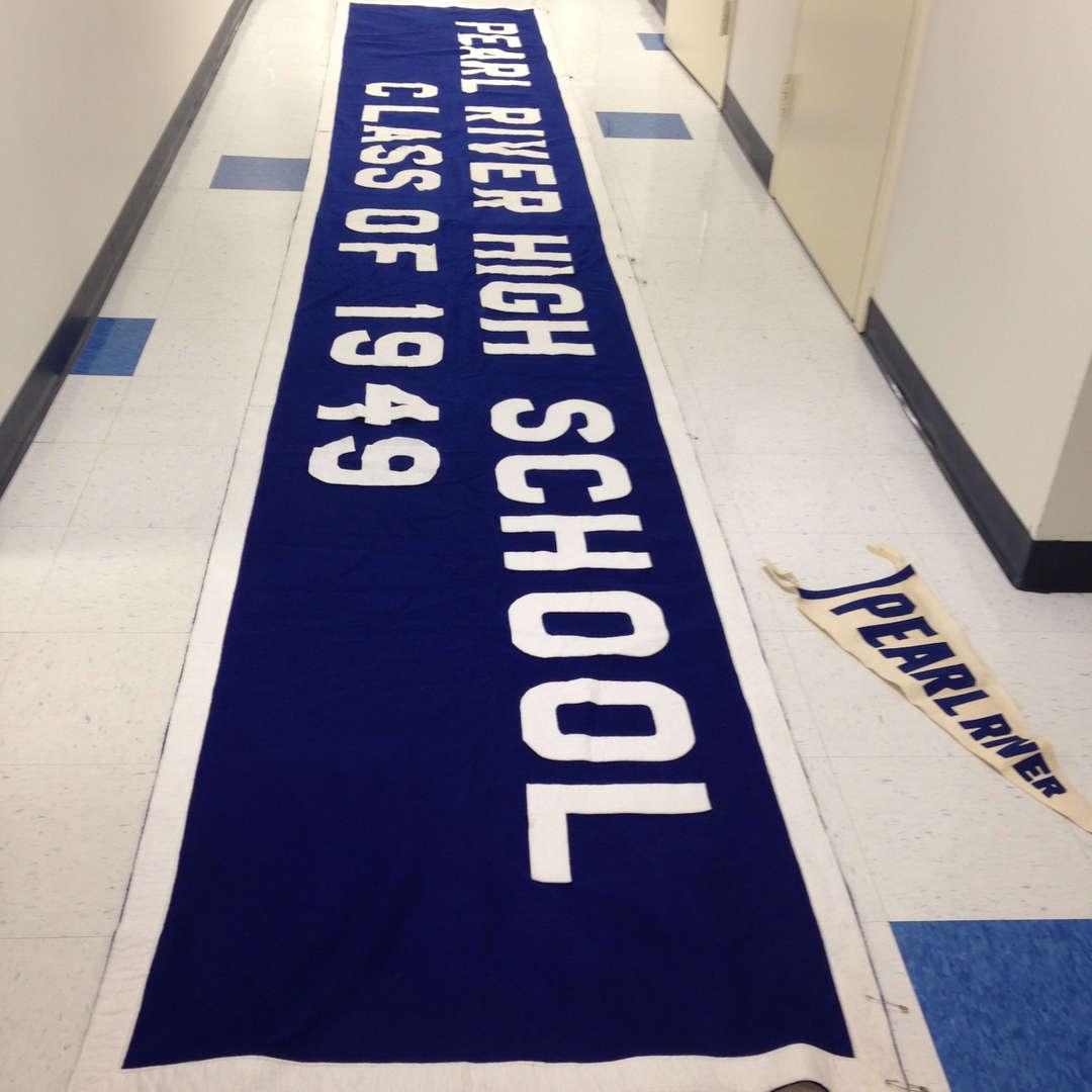 PRHS Alumni Banner