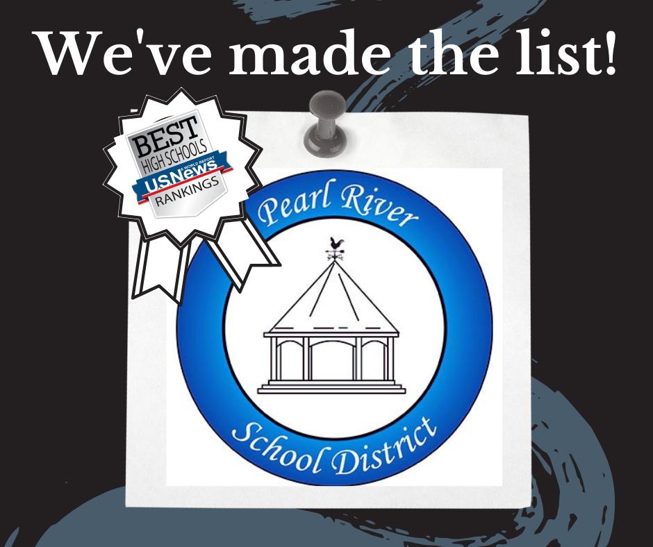 PRHS Ranks High on U.S. News & World Report Best High Schools