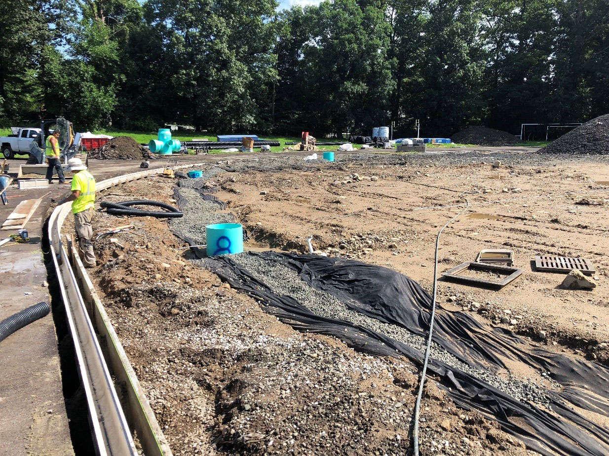Construction of PRHS Field