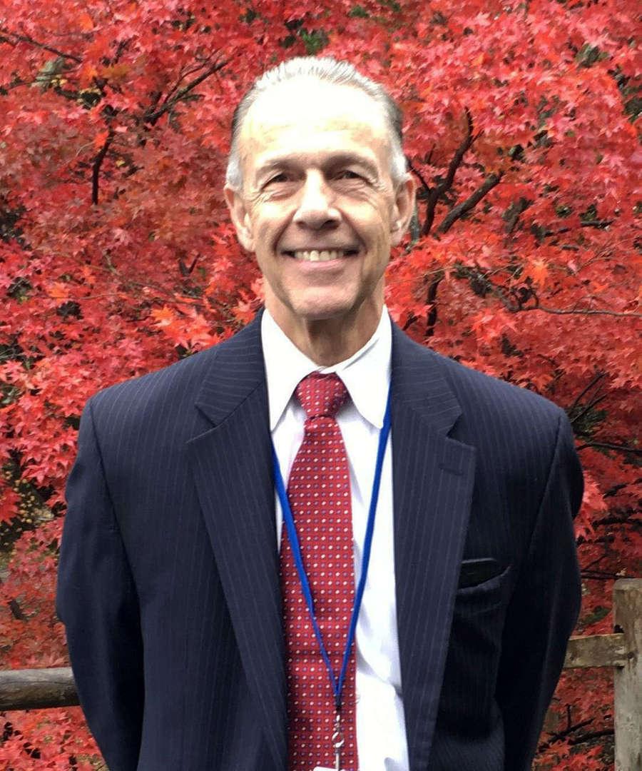 Stewart Hanson, Interim Director of Health, PE and Athletics