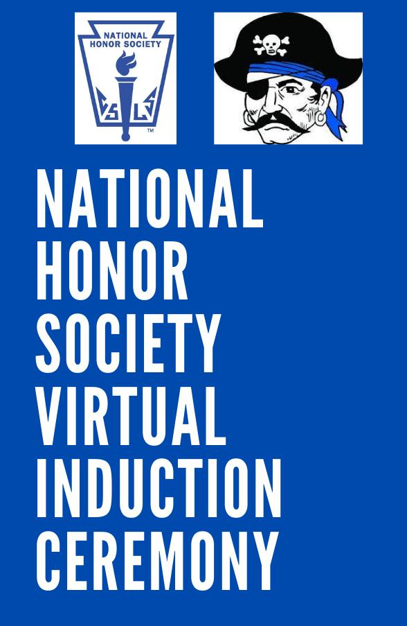 PRHS Honor Societies Induction