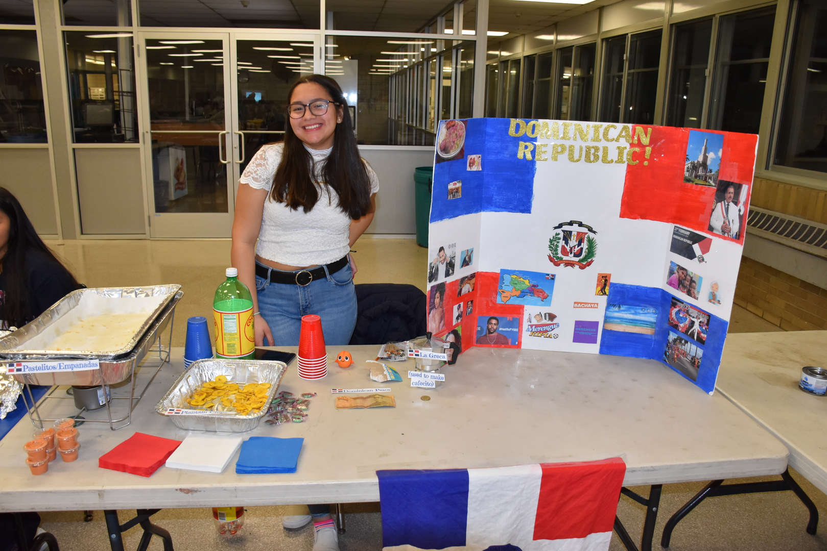 International Night Domican Republic