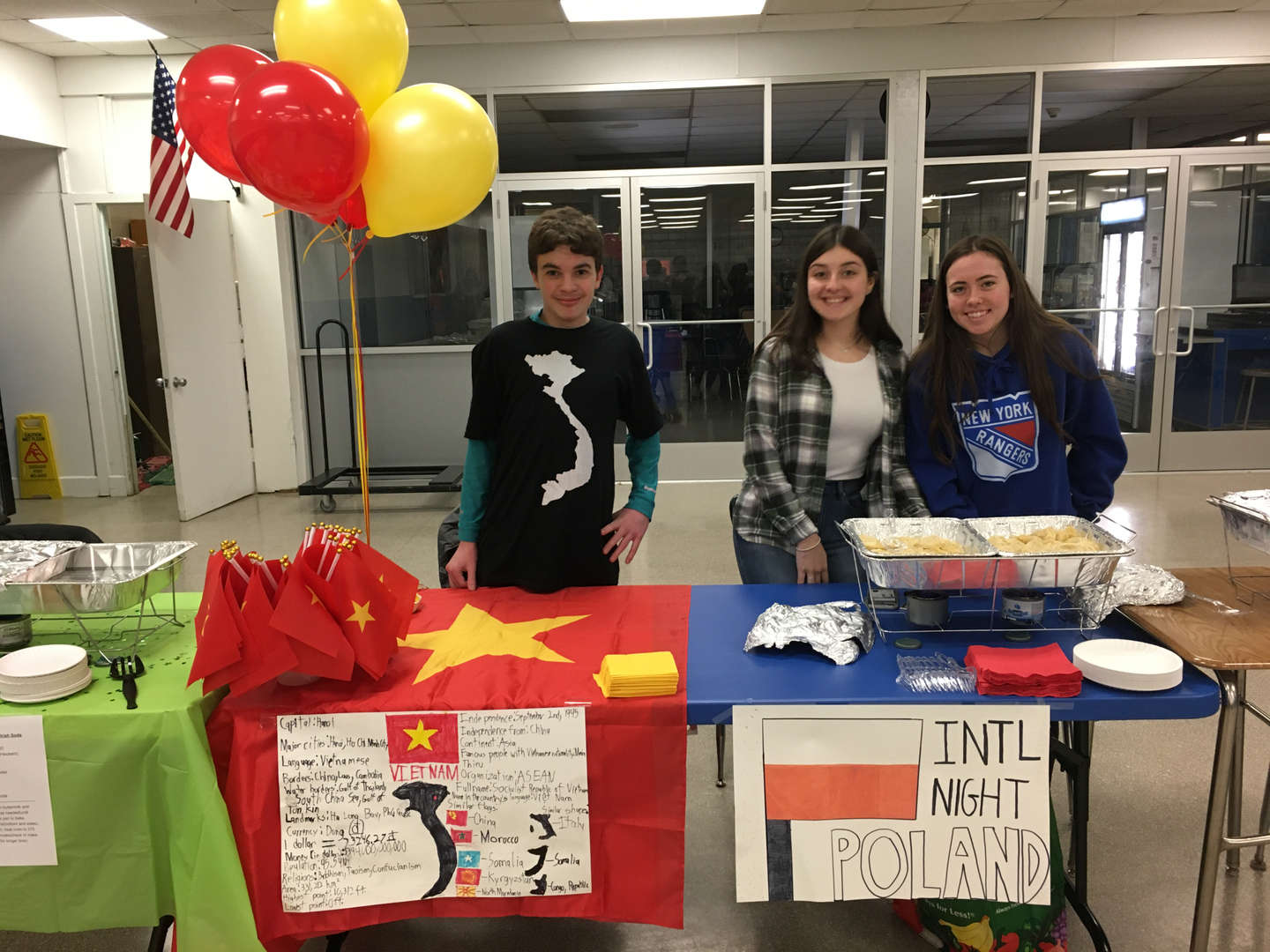 International Night Multiple