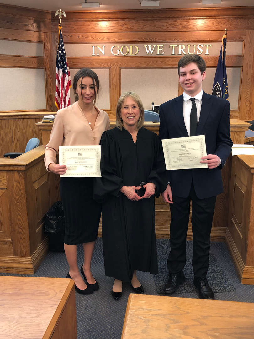 Outstanding Attorney Honors