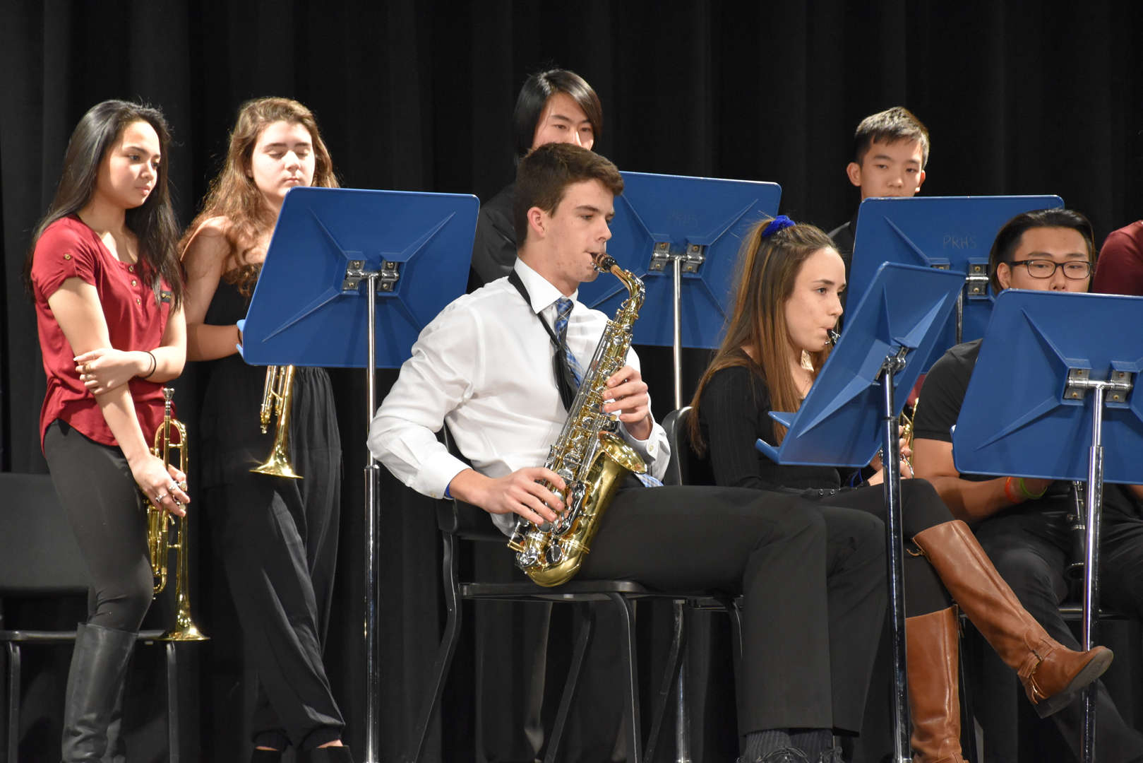 Winter Concert Performance