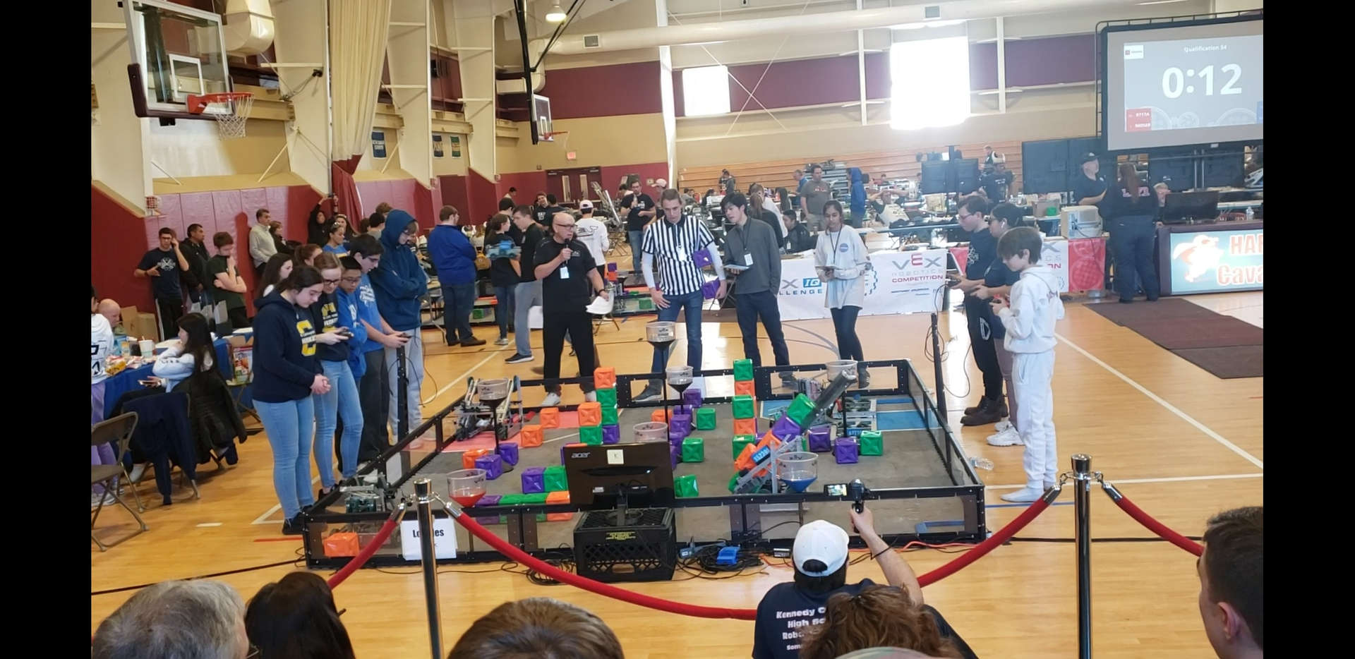 PRHS Robotics Competition