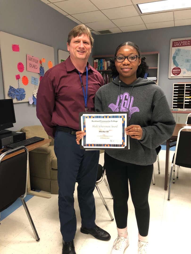 Black Achievement Award