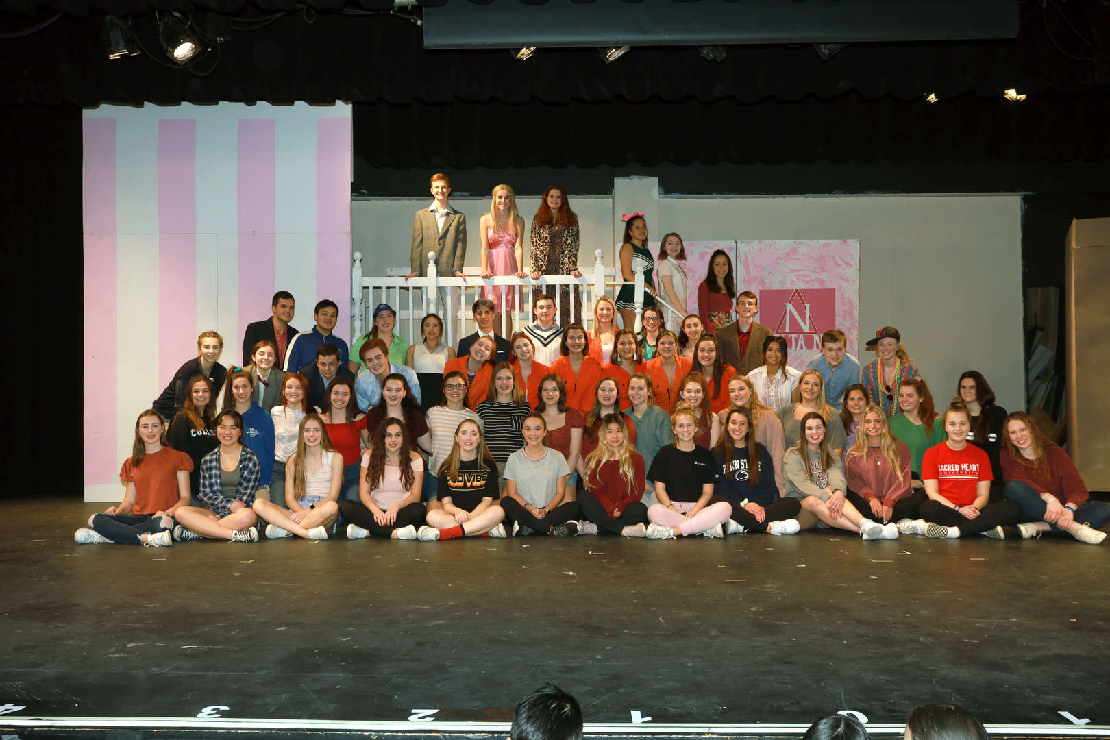Legally Blonde Musical Cast