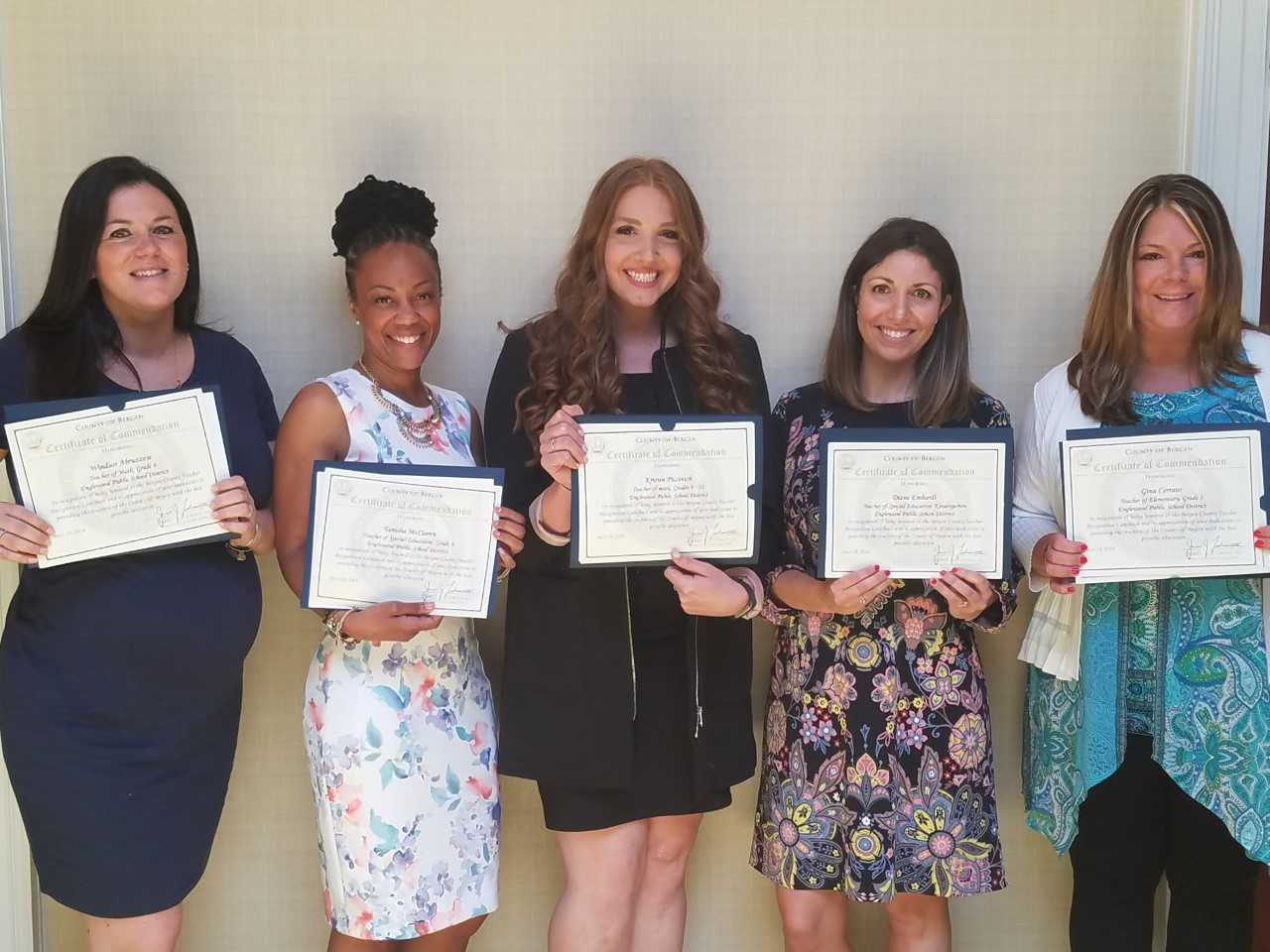 EPSD teacher honorees