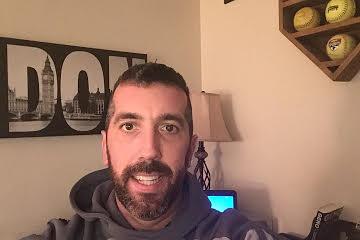 Teacher taking a selfie
