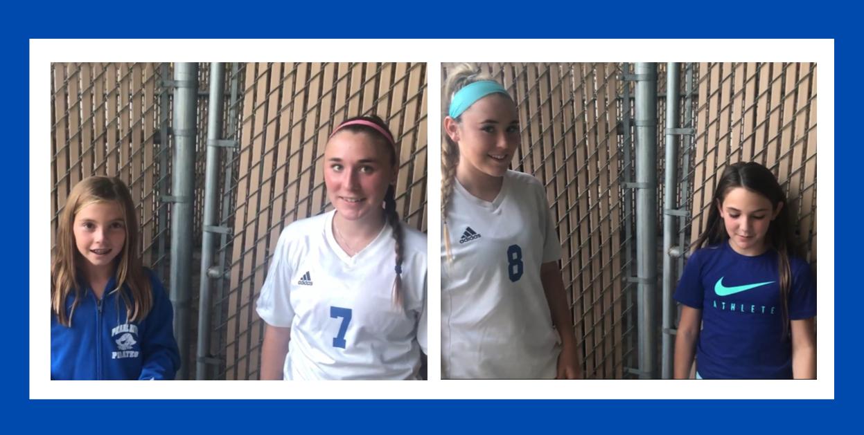 Girls Soccer Part 2 Interviews