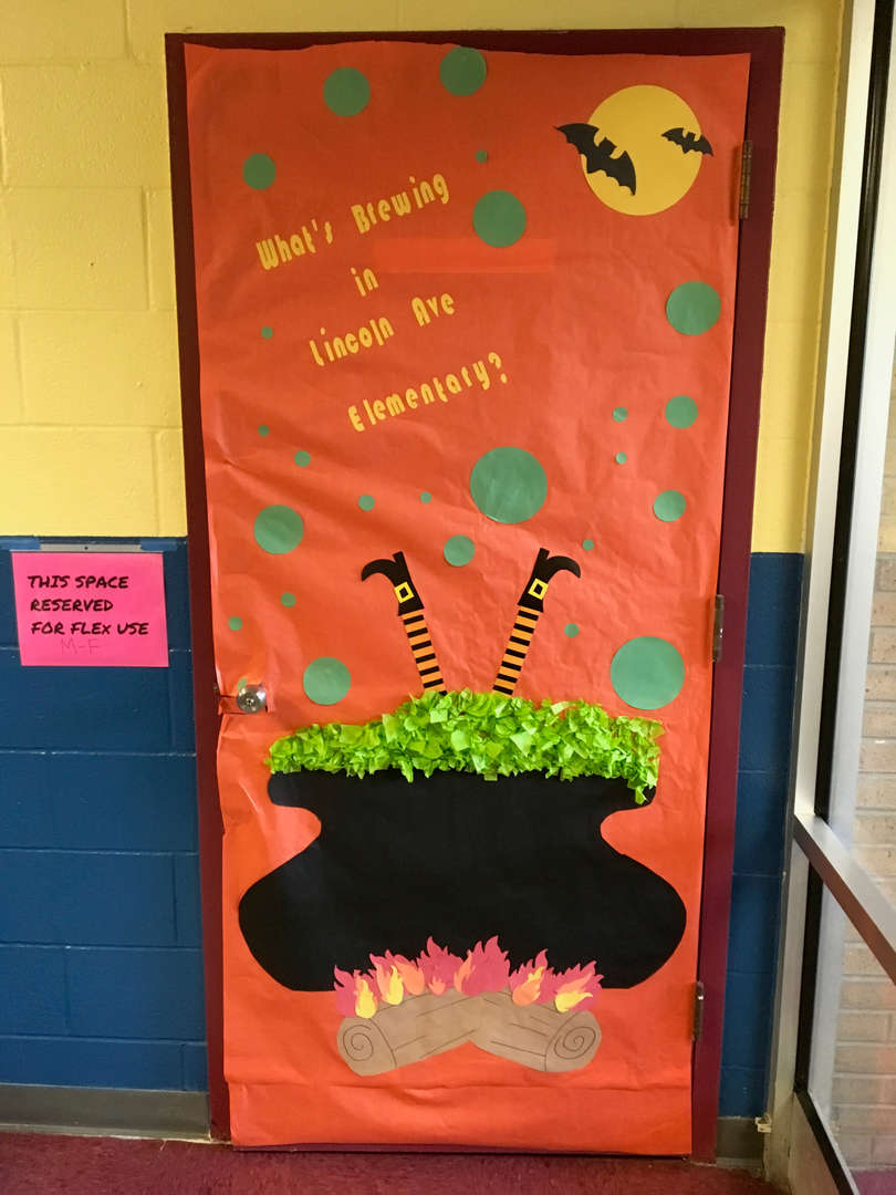 Conference Room Door