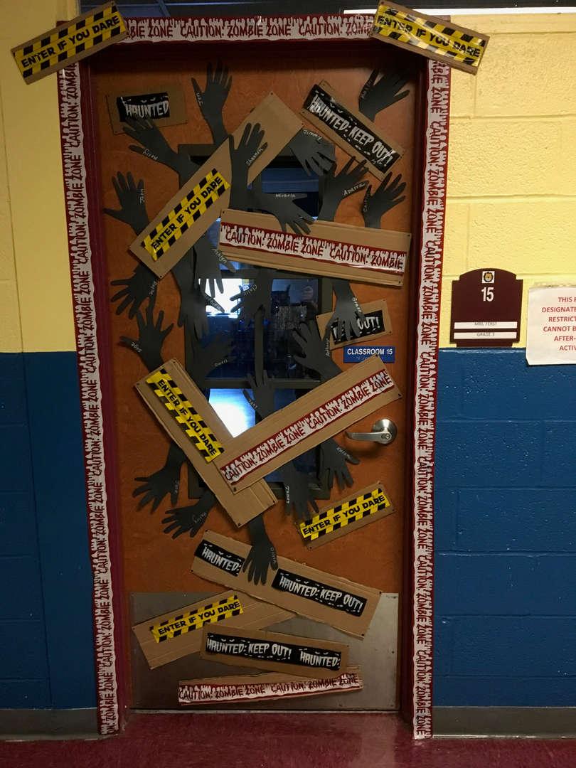 Mrs. Ferst's Door