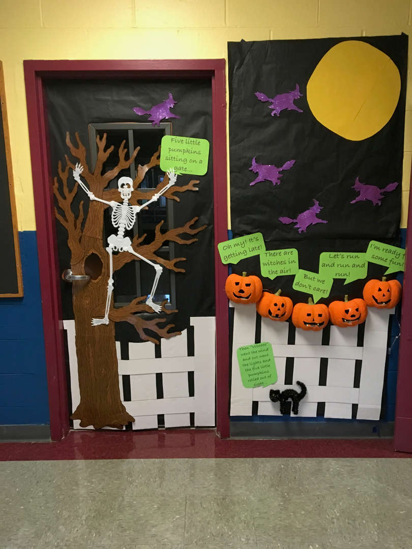 Ms Pipolo's Door