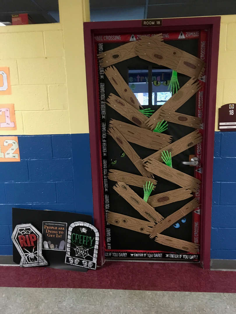 Ms. DiMenna's Second Door