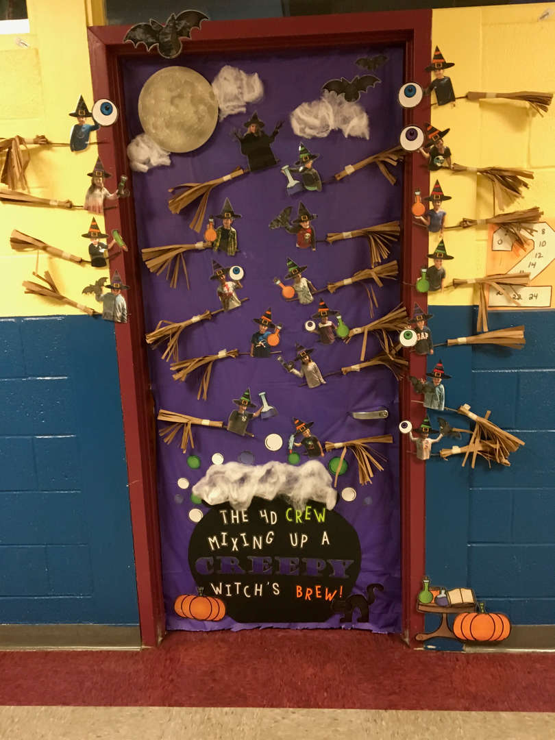 Ms. DiMenna's Door