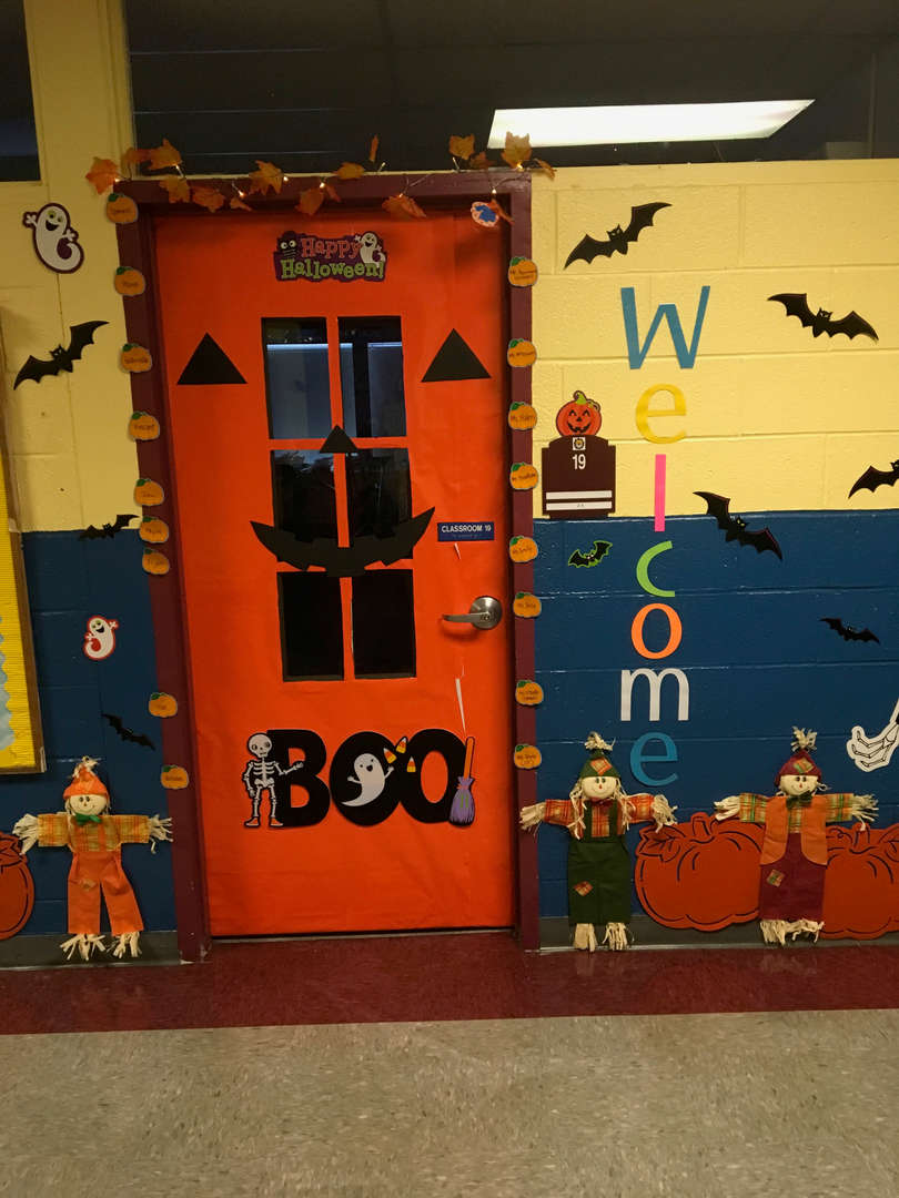 Ms. McKeown's Door