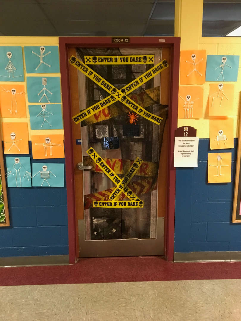 Inquiry Lab Door