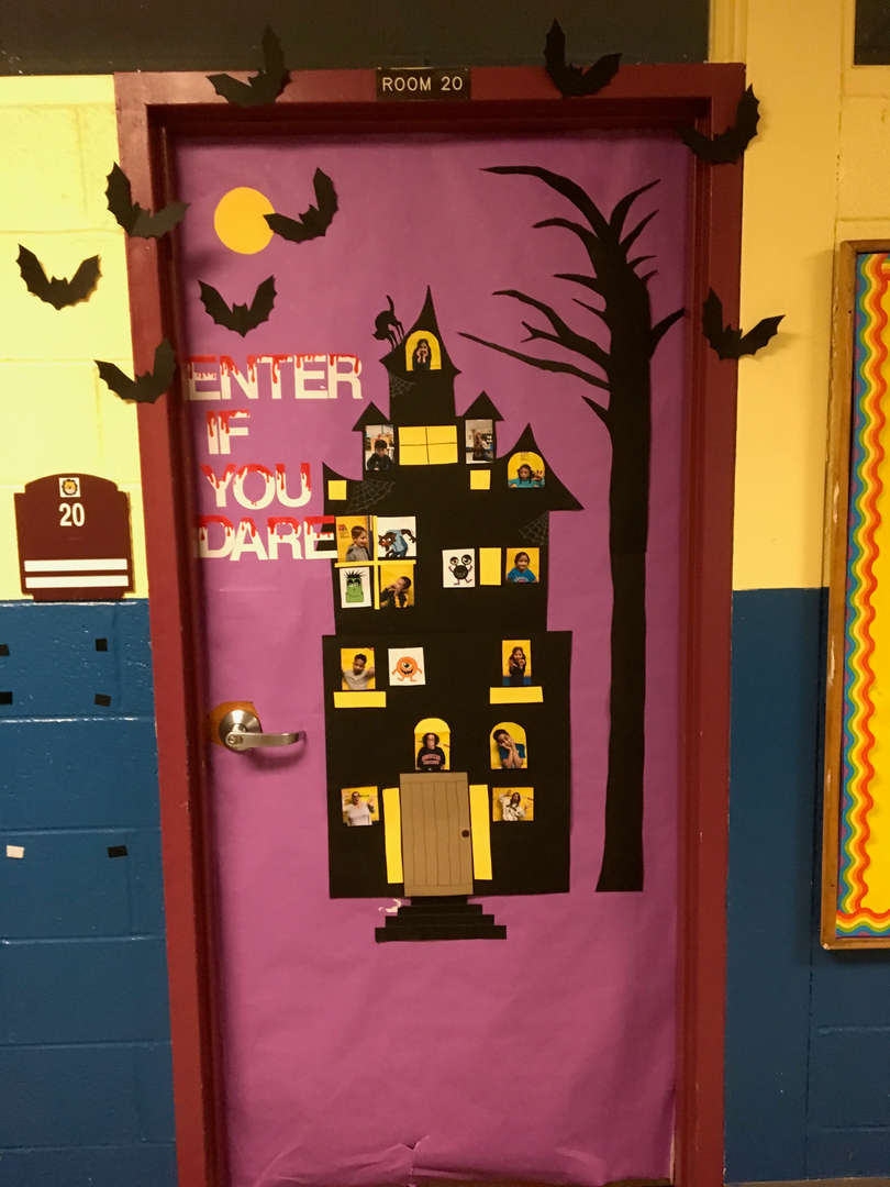 Mrs. Kern's Door