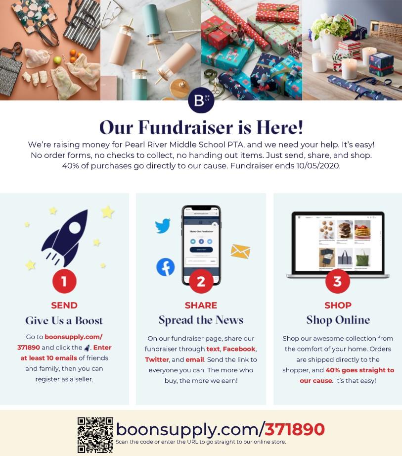 PRMS fundraiser