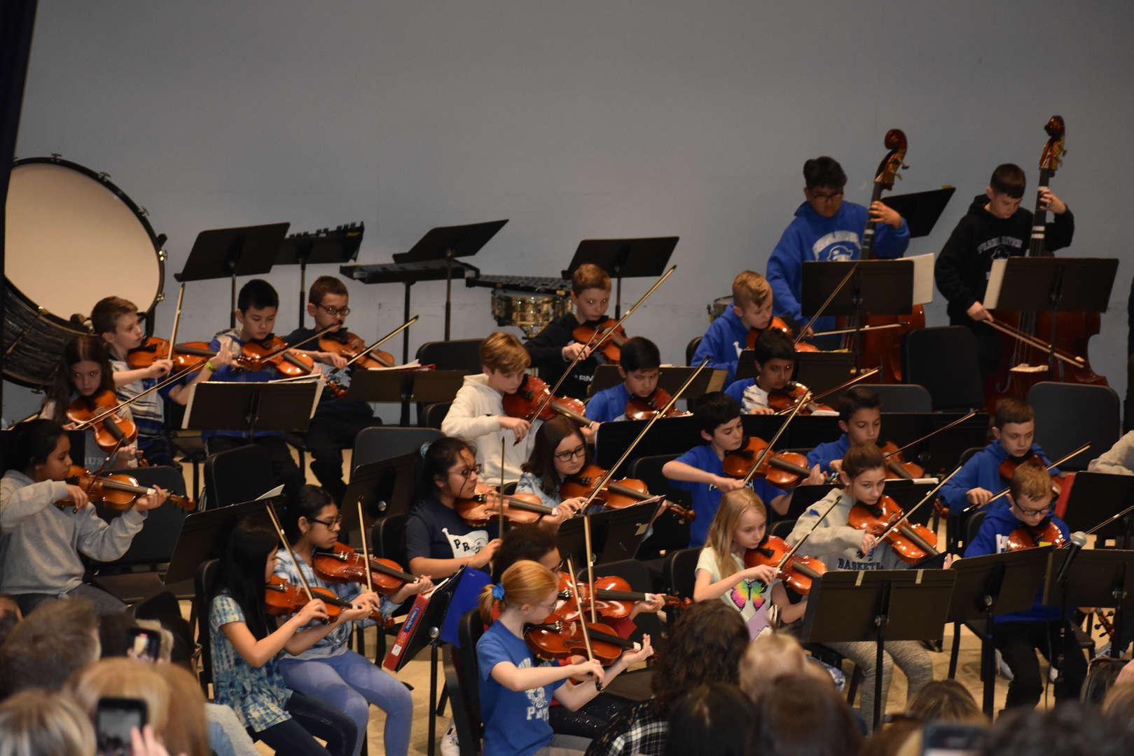 Grade 5 orchestra