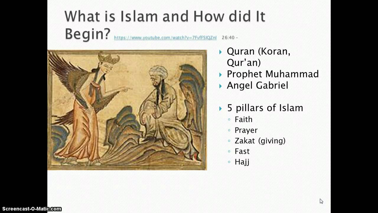 Islam Question