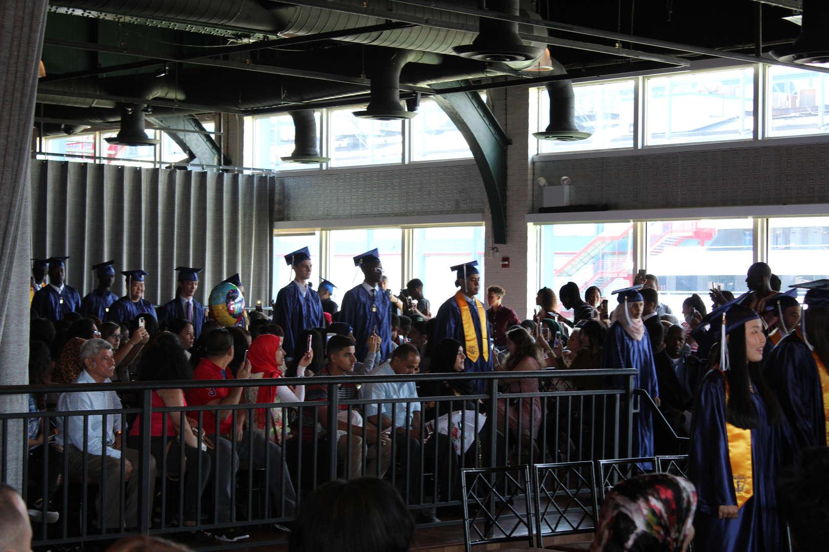 Ceremony graduation