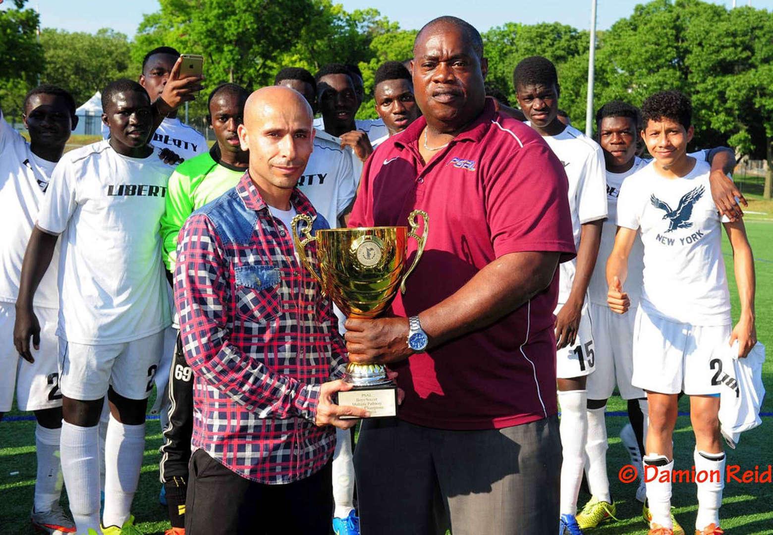Coach Kassim