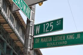 NYC Street Sign