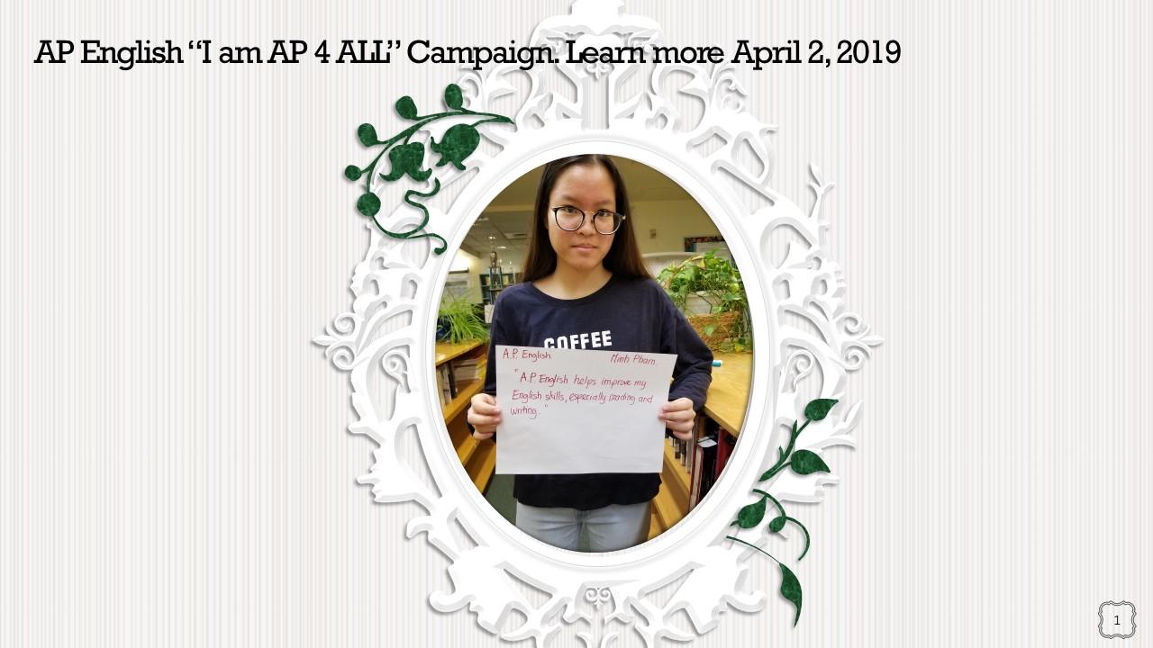 AP4ALL Student