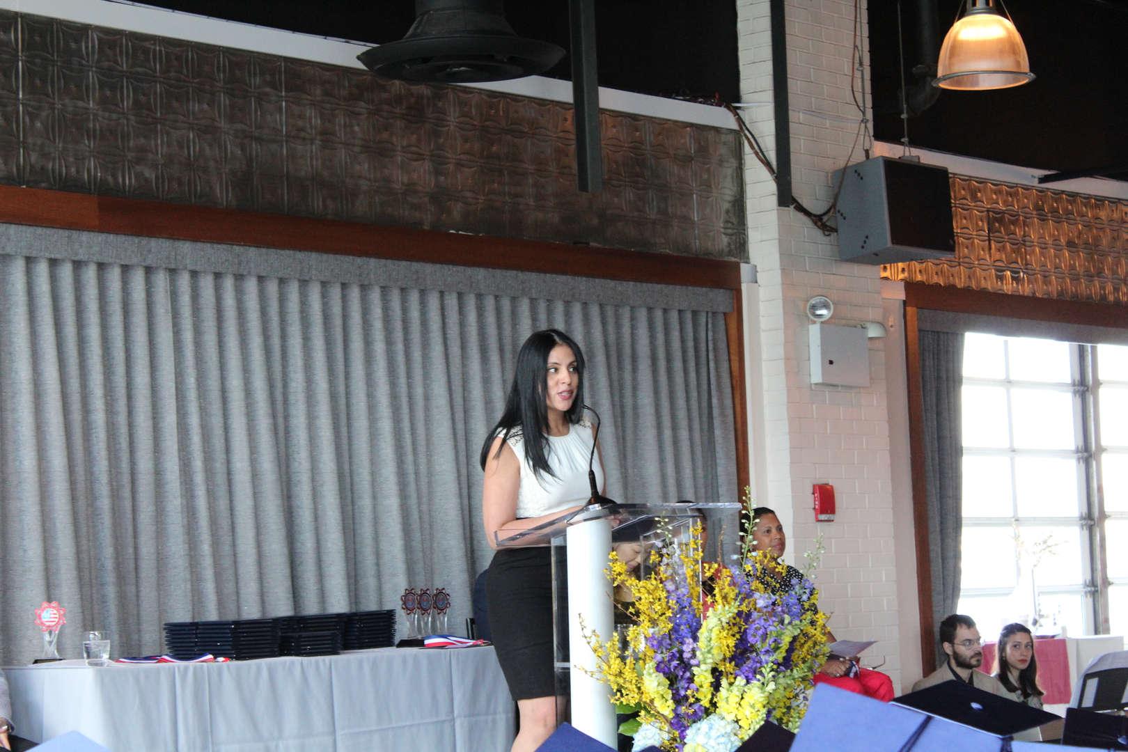 Ms. Sepulveda UFT Graduation