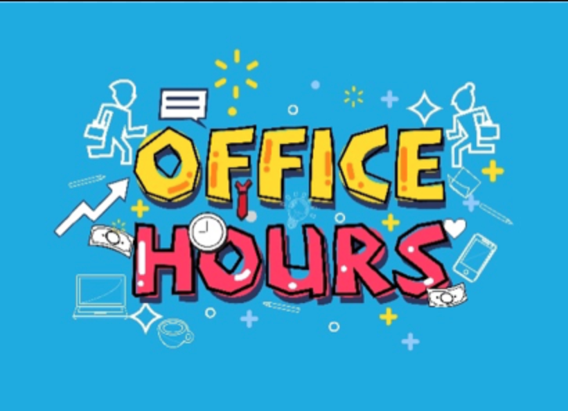 office hour sign