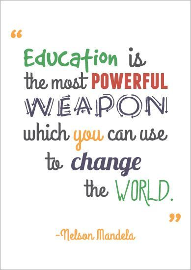 education saying