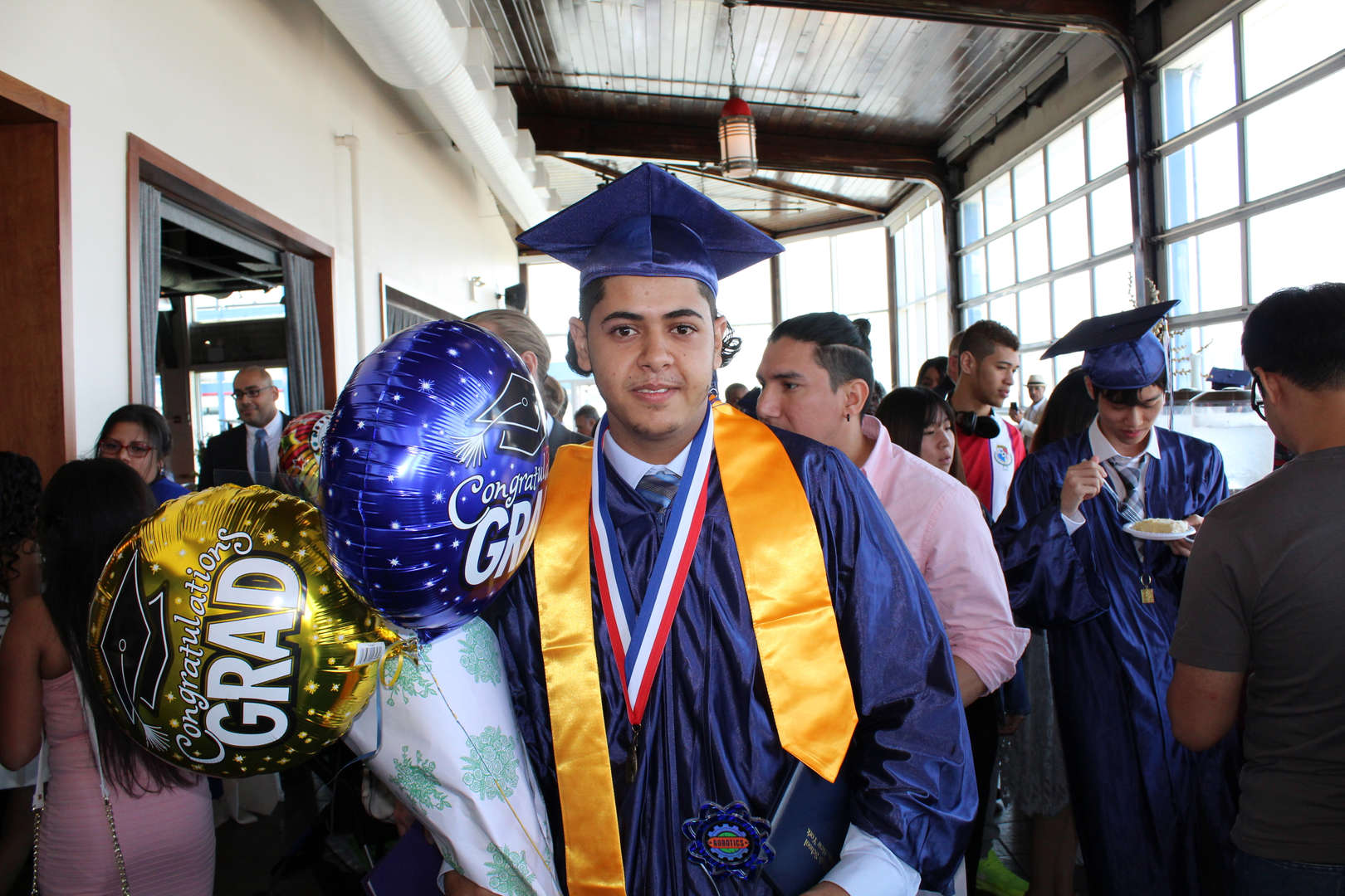 Graduate 35