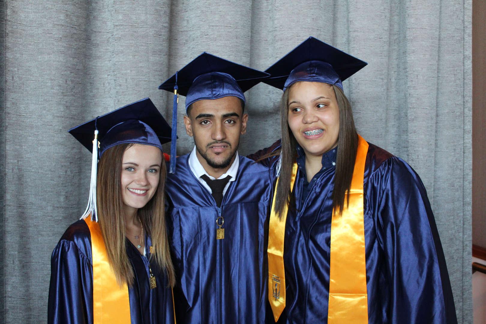 Graduates 3