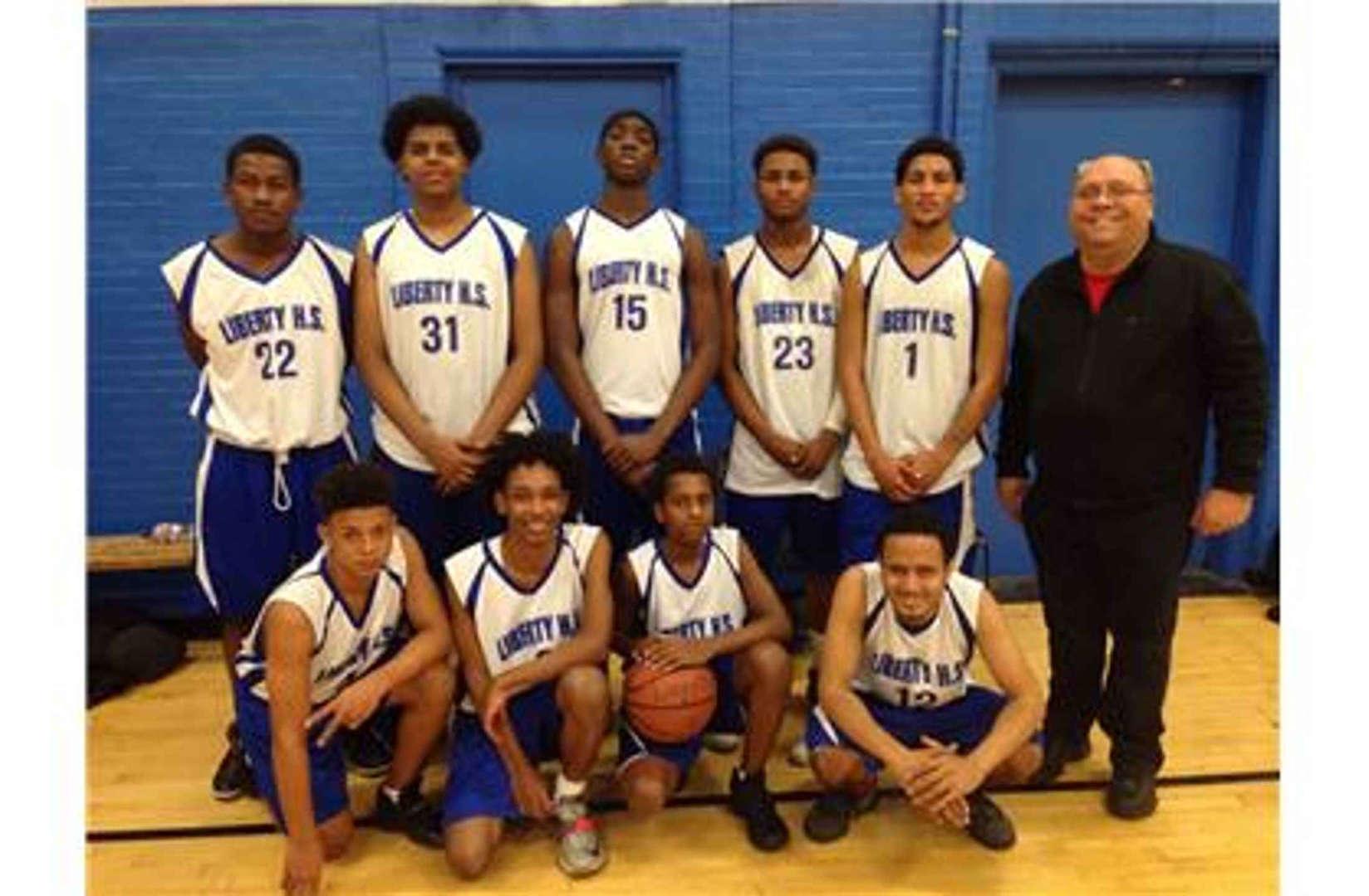 Boy's Basketball Team