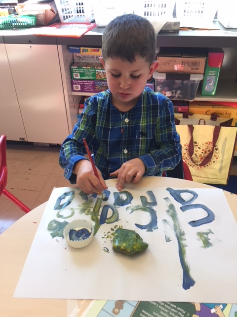 making kindness rocks
