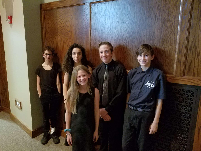 Long Lake CASMA Chorus Students
