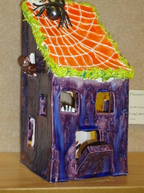 Slab Built Haunted House