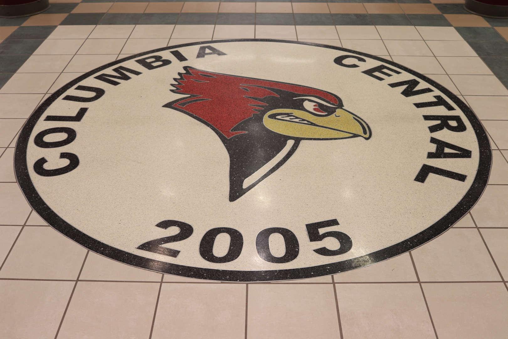 Columbia Central Cardinal