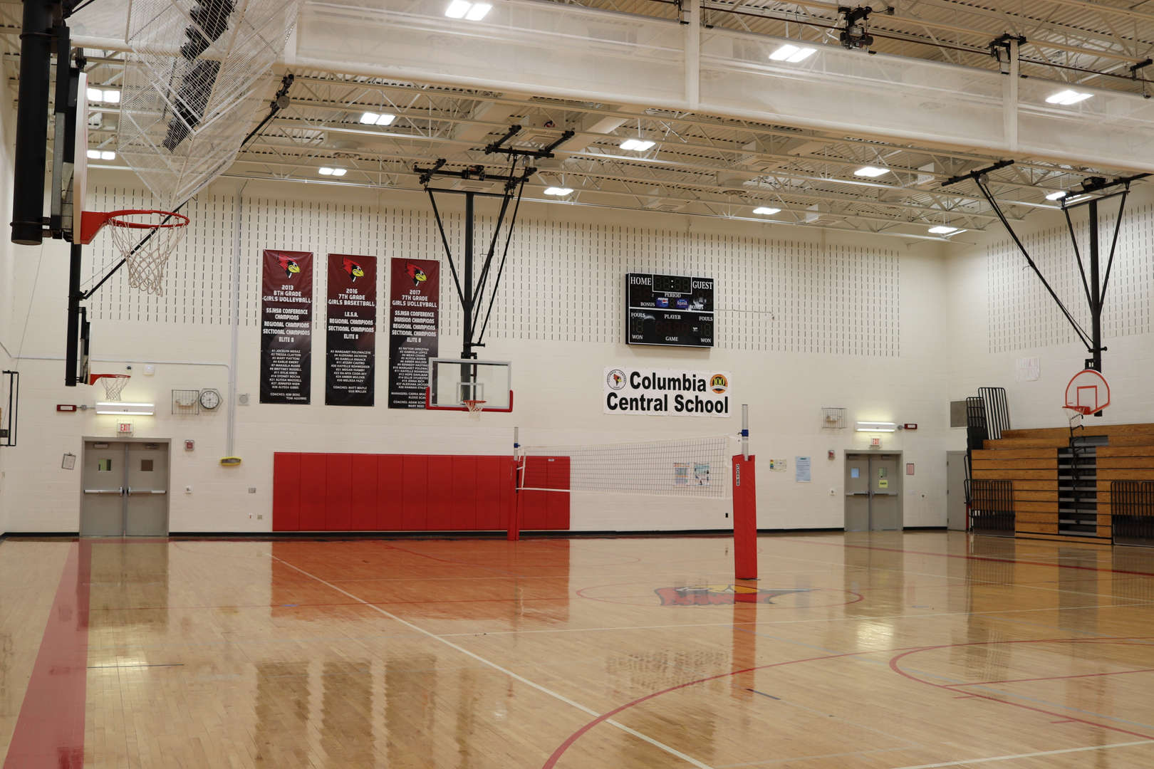 Columbia Central Gym