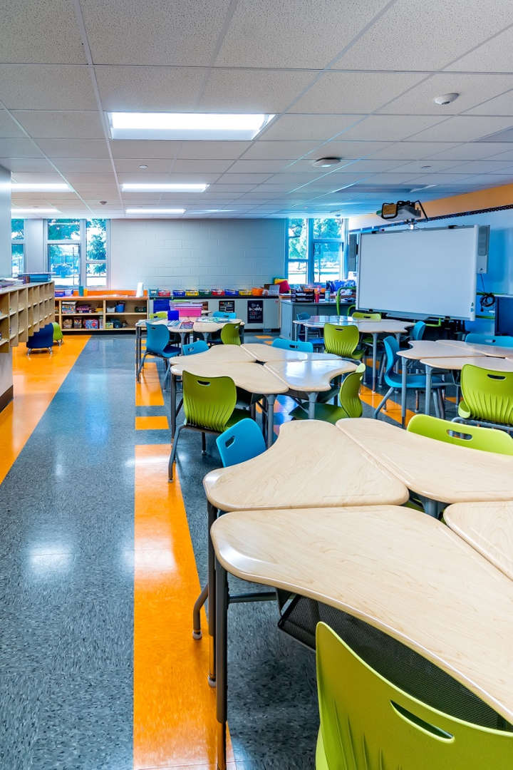 Steger Intermediate Classroom