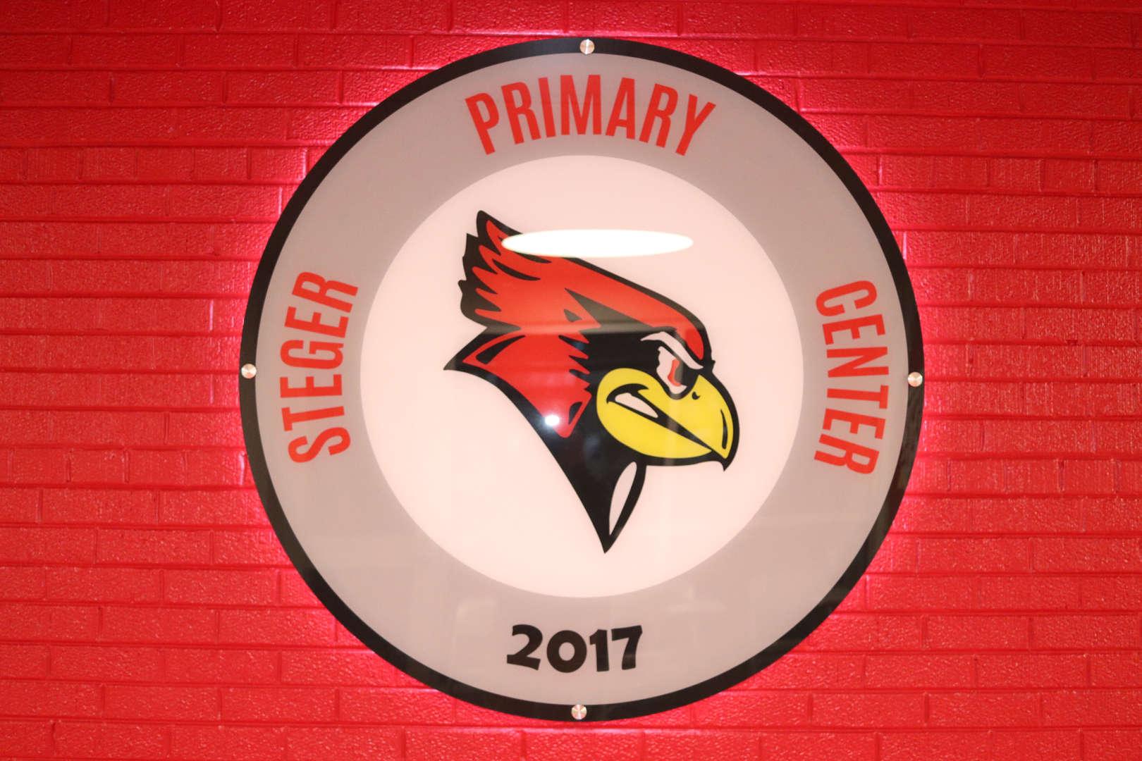 Steger Primary Logo