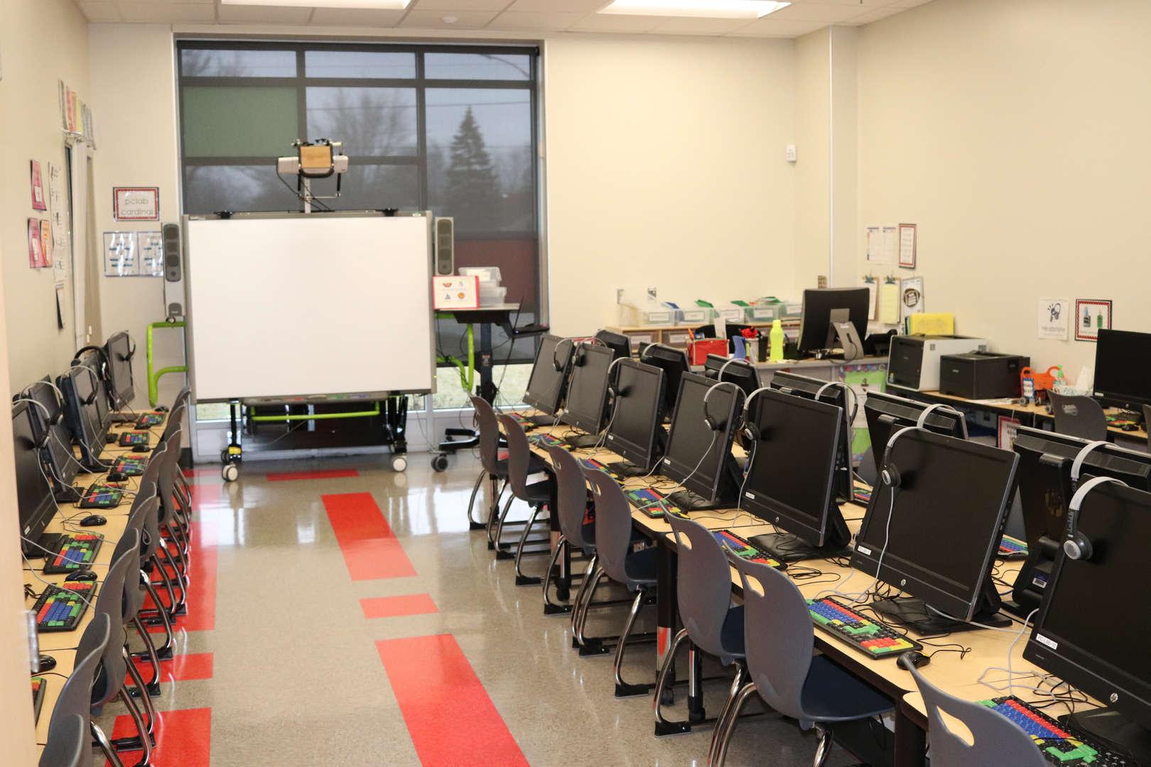Steger Primary Lab