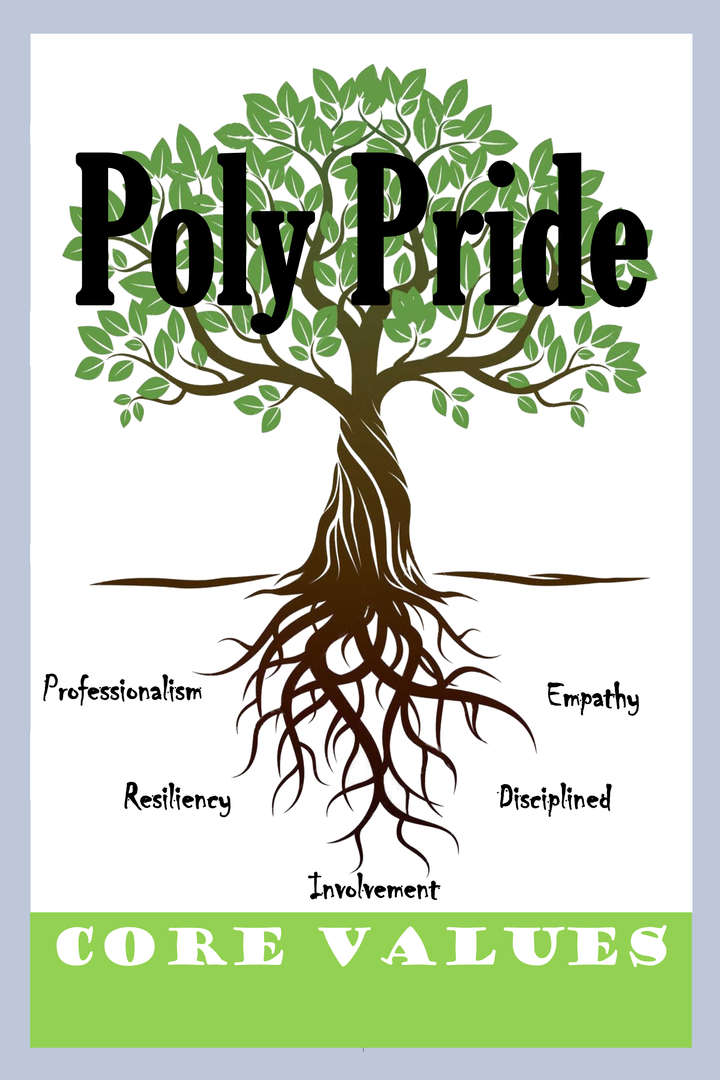 City Polytechnic pride logo