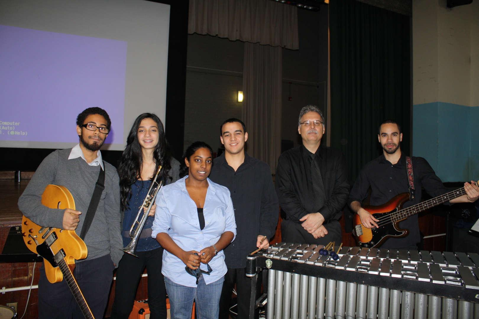 Lehman College Music Department at NSLA